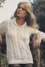 """Vintage SIRDAR Knitting Patterns ADULTS Womens Pullover SWEATER 32"""" - 38"""" - $4.95"""