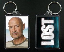 LOST JOHN LOCKE keychain / keyring TERRY O'QUINN  #1 - $7.99