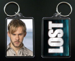 LOST keychain / keyring CHARLIE PACE Dominic Monaghan #2 - $7.99