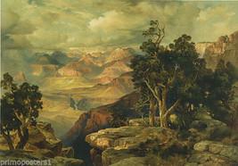 Grand Canyon American Landscape Painting By Thomas Moran Repro - $10.96+