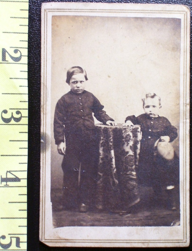 Cdv 1 two young brothers  1