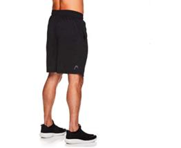 HEAD Men's Performance Workout Gym & Running Shorts w/Elastic Drawstring image 3