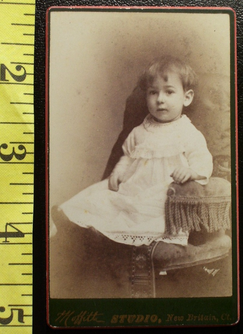 Cdv 3 cute boy in dress  1