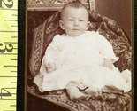 Cdv 5 young boy baby in dress  1 thumb155 crop
