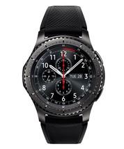 Samsung Gear S3 Frontier Smartwatch SM-R760 Bluetooth Ver. [Dark Gray] image 2