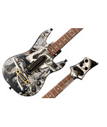 Skin Sticker Decal For Guitar Hero Live Remote Control Guitar Graphic LE... - $14.80