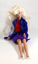 "Vintage Barbie Doll, The Performer, 1966, Mattell, China, 12"" Tall, Lg Blnd Hair - $24.97"