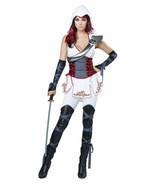 Sexy Ninja Adult Womans Large 10 - 12 Halloween Costume - $63.15