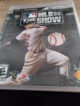 Sony PS3 MLB 09 The Show image 1