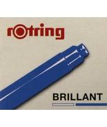 Rotring artpens ink cartridge riffils blue ( box of 6 ) - $14.36