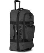 OGIO 2015 Stealth Terminal Bag Black Pindot NEW! - $144.98