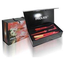 Proliss Full Set Elite Collection- Styler, Straightener, Curler. (Red) - $105.73