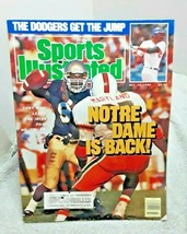 Sports Illustrated October 24 1988 Tony Rice Notre Dame past Miami - $7.91