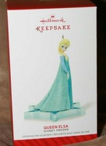 Hallmark 2014 Queen Elsa Disney Frozen Keepsake Christmas Ornament Mimb - $18.59
