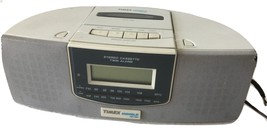 Vintage 1990s Timex Indigo Cassette Tape FM/AM Clock Radio - $179.99