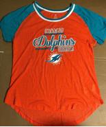 Miami Dolphins NFL Teens Apparel T-Shirt Size XL 15/17 - $8.41