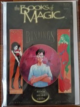 The Book of Magic : Bindings TPB Vetigo/ DC Comics Book 1 NM - $18.00