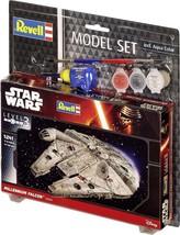 Star Wars 1/241 Revell Model Set Millennium Falcon - $26.72