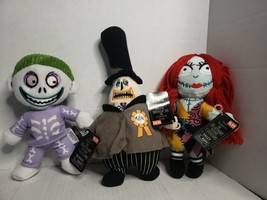 "Nightmare Before Christmas Disney Sally- Mayor-Lock- 9"" Dolls Halloween ... - $35.64"