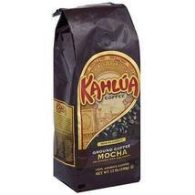Kahlua Ground Coffee. 2, 12 Ounce Bags (Mocha) - $19.59