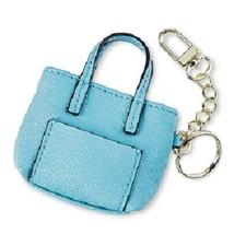 Women's Merona Lagoon Turquoise Mini Handbag Key Chain - New - $6.92