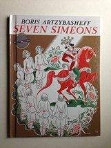 Seven Simeons: A Russian Tale [Hardcover] Boris Artzybasheff image 1