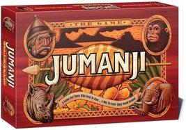 Jumanji Original Board Game Limited Stock Brand New Factory Sealed Juman... - $34.50