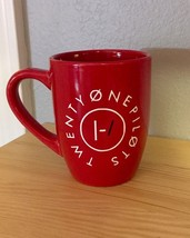 Twenty One Pilots Ceramic Mug, Choose your mug/decal color! - $13.99