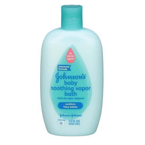 Used, Johnson's Baby Soothing Vapor Bath 15 fl oz (444 ml) by Johnson's for sale  USA