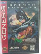 Batman Forever (Sega Genesis, 1995) - $11.30