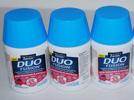 Zantac Duo Fusion Acid Reducer Antacid Berry 20... - $14.50