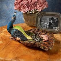 The Pleasing Peacock Sculptural Dish - $54.30