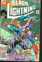 Black Lightning #10 DC Comics 1978 Fine or better - $11.91