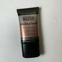 Maybelline Master Strobing Liquid Illuminating Highlighter 200 Medium Nu... - $4.99