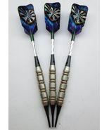 "New Joe ""Millionaire"" Mateja 16 Gram Nickel 2ba Soft Tip Set of 3 Darts ... - $14.95"