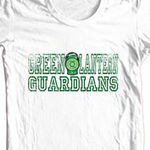 Green Lantern Guardians T-shirt DC comic book superhero 100% cotton tee DCO52 image 2