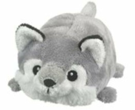 "Wolf Huba by Wildlife Artists, one of the adorable plush Hubas line, 5.5"" - $8.79"