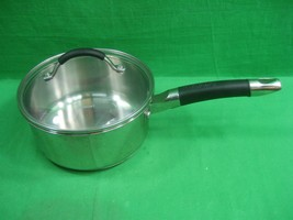 Cuisinart 3 Quart Stainless Steel Sauce Pan ~ with Lid ~ - $32.68