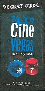 CineVegas 2009 Pocket Guide