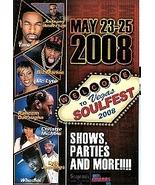 Vegas Soulfest 2008 Promo Card - $1.00