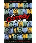 The Comedy Festival Program Guide 2007 @ CAESARS PALACE Las Vegas, NV - $5.95