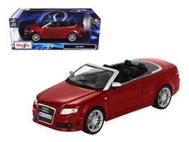 Audi RS4 Convertible 1:18 Diecast Model Car by Maisto - $55.46