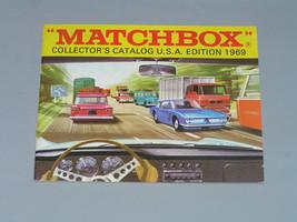 MATCHBOX CATALOG 1969 CATALOG - $6.50