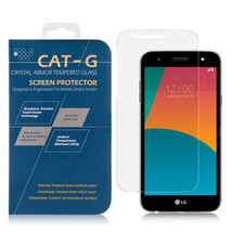 LG K30 / K10 TEMPERED GLASS SCREEN PROTECTOR - $4.99