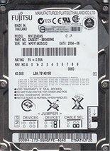 MHT2040AS FUJITSU - 40GB 4200RPM 2.5IN IDE 44PIN NOTEBOOK Hard Drive