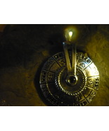 ANCIENT WORDS PENDENT SPELLED FOR GREAT PROTECTION AND BETTER LIFE - $25.00