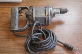 "Vintage Black & Decker 1/4"" Electric Drill - $119.00"