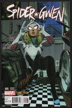 Spider Gwen #5 Mike Mayhew SIGNED Variant Cover Art / Spider Woman Spide... - $39.59