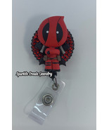 Deadpool Clay Badge Reel - $21.55