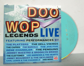 Doo Wop Legends Live DVD NEW PBS Rhino Time-Life  21 Concert Performance... - $33.88